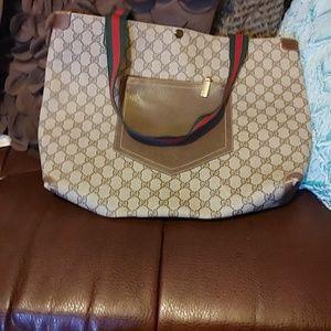 Reduced! Gucci Authentic tote / shopper